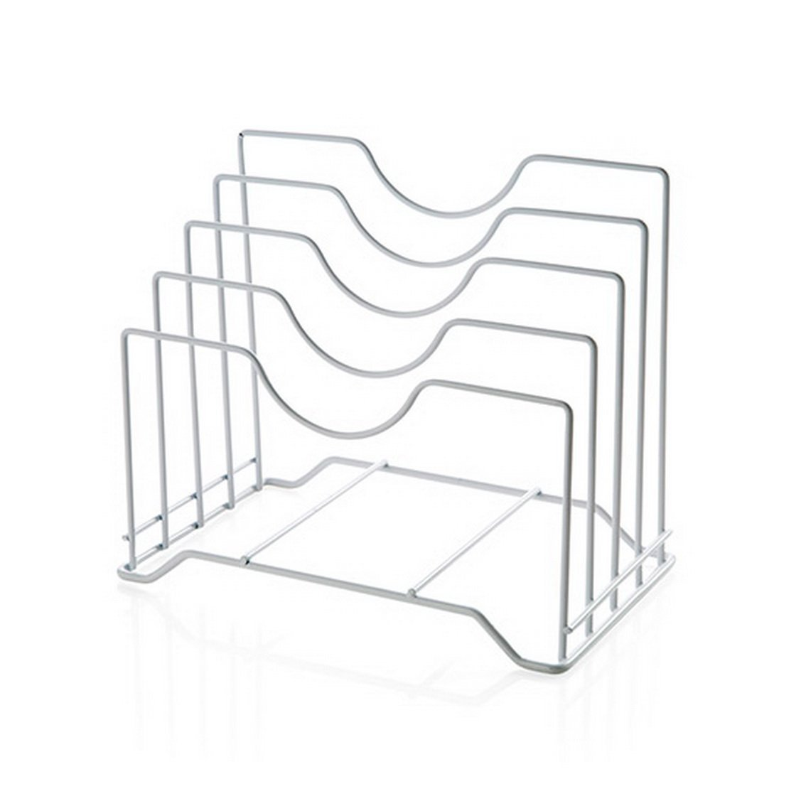 fengg2030shann Iron lid rack multi-layer glove rack put the lid frame sub kitchen cutting boards racks cutting board storage shelf Cutting board rack pot rack pot rack shelving storage racks shelves