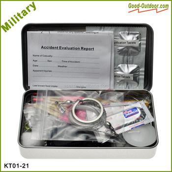 Neue Notfall Militärische Survival-kit Für Überleben - Buy Survival ...