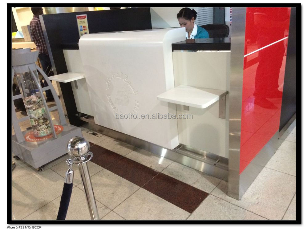 Factory Price Cheap Office Furniture Modern Reception Desk