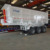 High quality 3 axle rear dump trailer hydraulic 40 Ton tipping trailer