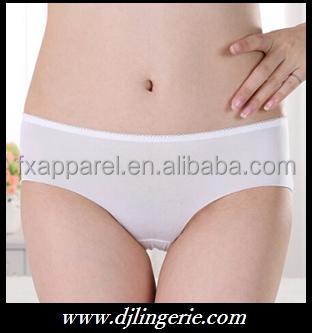 White Seamless Simply Classical Womens Knickers Panties - Buy ... 45e4bbe924