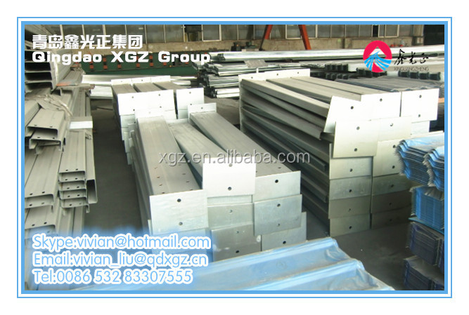 XGZ Light gauge steel prefab house low cost building