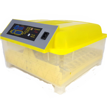 Holding 56 chicken eggs automatic mini chicken egg incubator sale