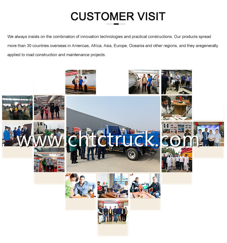 Safe and reliable china small electric truck with high quality