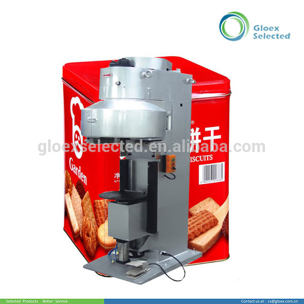 Quality supplier manual multi-function can seamer
