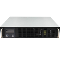 1KVA 800W Rack Online UPS working power supply ups battery home inverter with customized engineering support