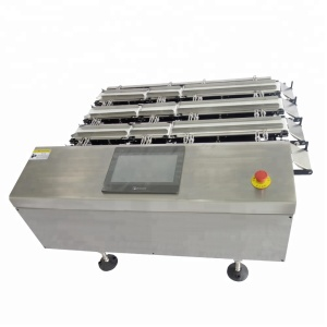 100kg high-precision four-channel online weighing scale