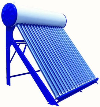 YAOGUO rooftop unpressurized type collector solar water heater