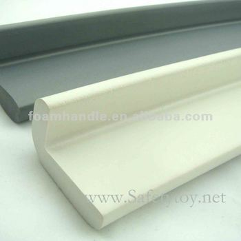 Foam Rubber White Color Nbr Glass Table Edge Guard Protector Buy
