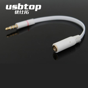 Usb B Male To Female Connector Aux Video Cable 3 5mm Male To Female