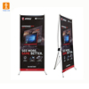 Cheap Economic Advertising x frame banner stand