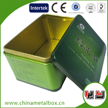 4 Colour Print Chocolate Packing Magnet Gift Tin Box