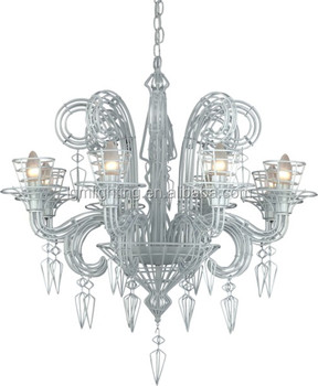 Copper luxury big large decoration european white iron wire copper luxury big large decoration european white iron wire chandelier aloadofball Image collections