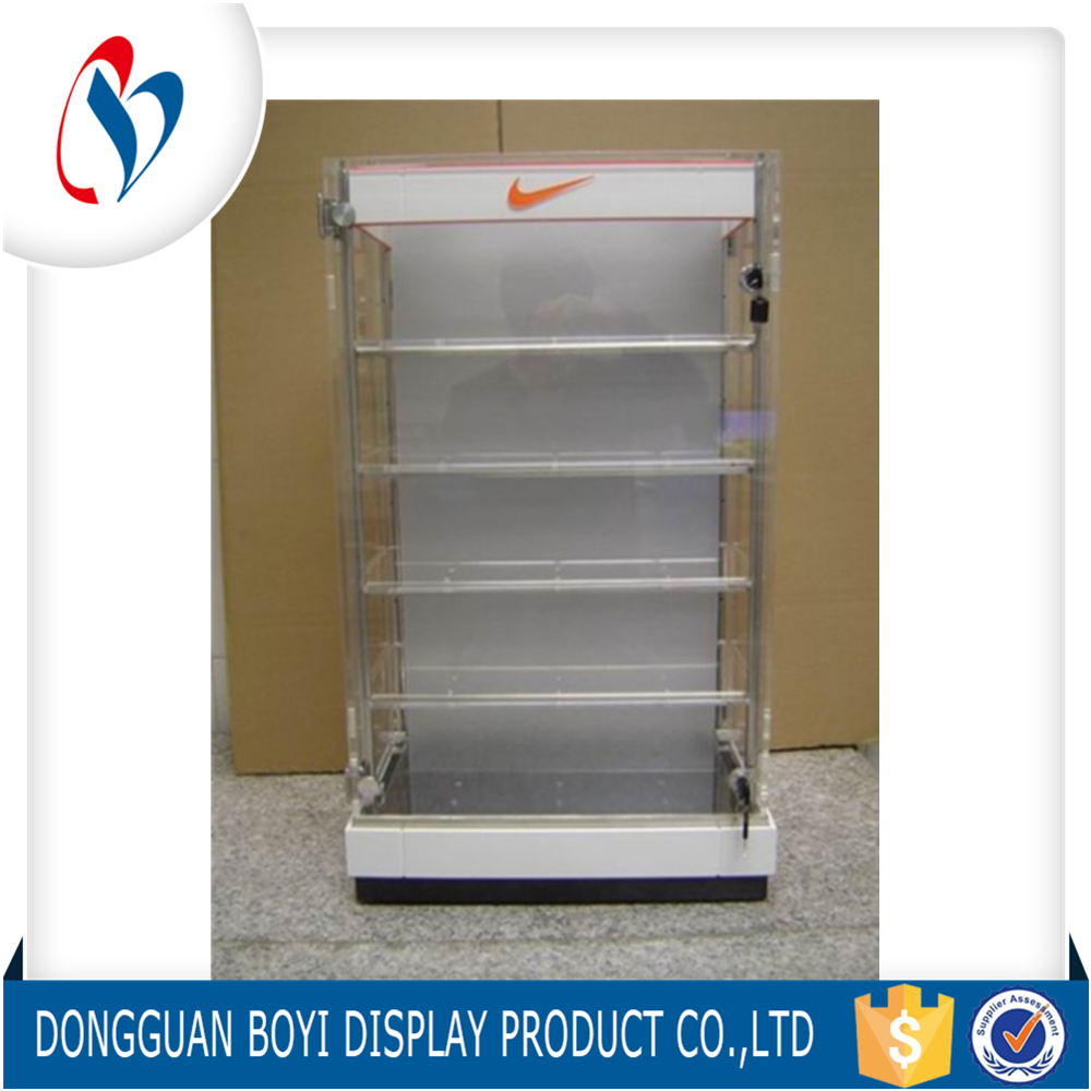 Metal Glass Display Cabinet Glass Display Cabinet Crystal Glass Display Cabinet Crystal