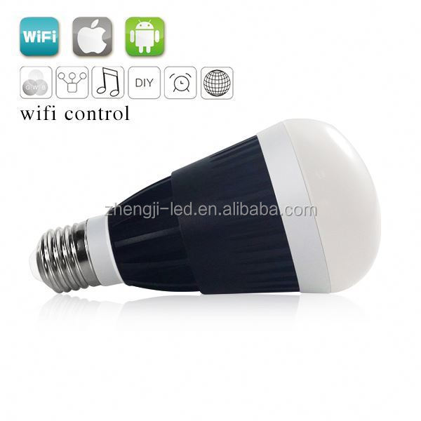 develop new products,Free APP,music controlled wifi led bulb lights new idea products