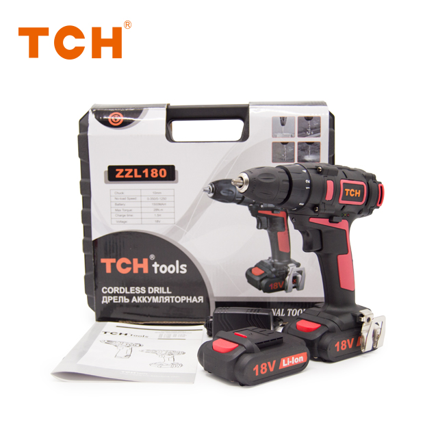 TCH Power Tools Max 18v Cordless Brushless <strong>Drill</strong>