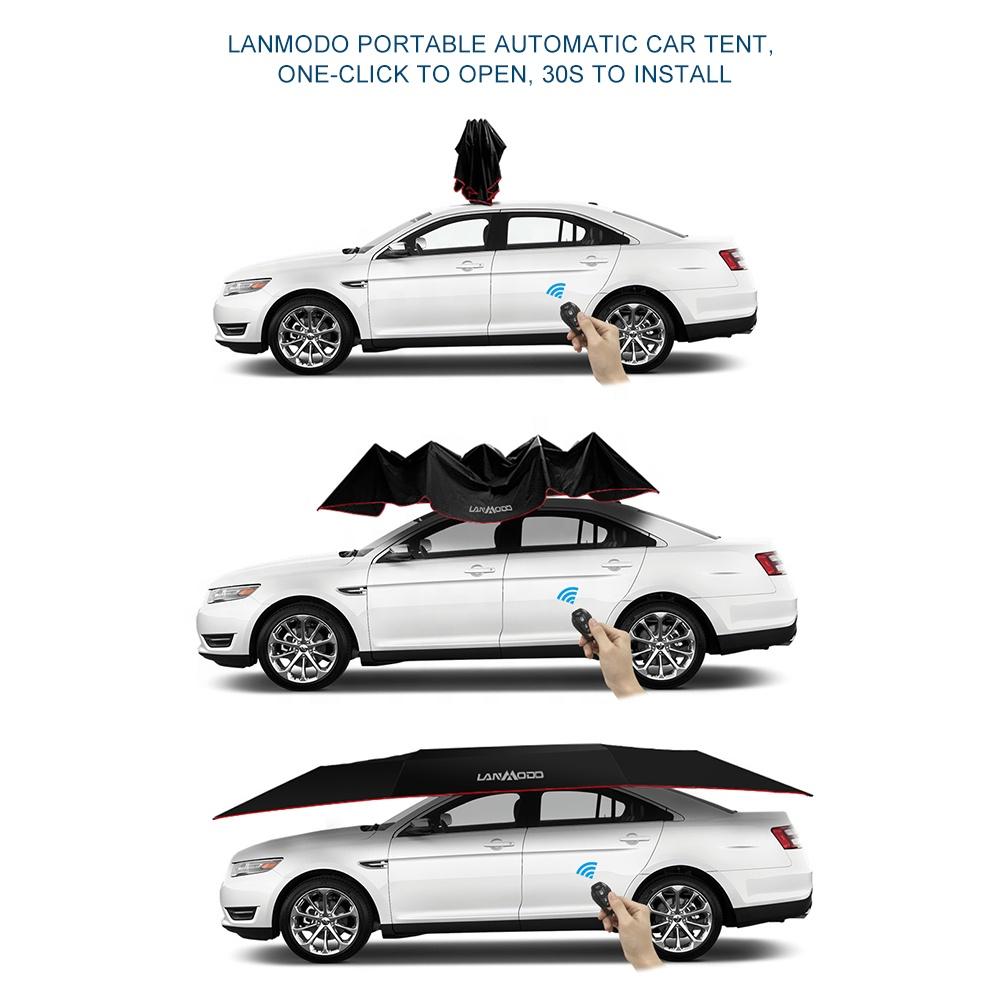 Lanmodo Automatic Portable Folding Garage High Quality ...