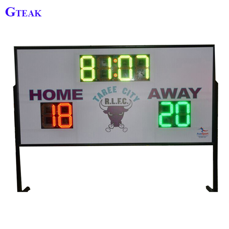 electronic digital basketball score board
