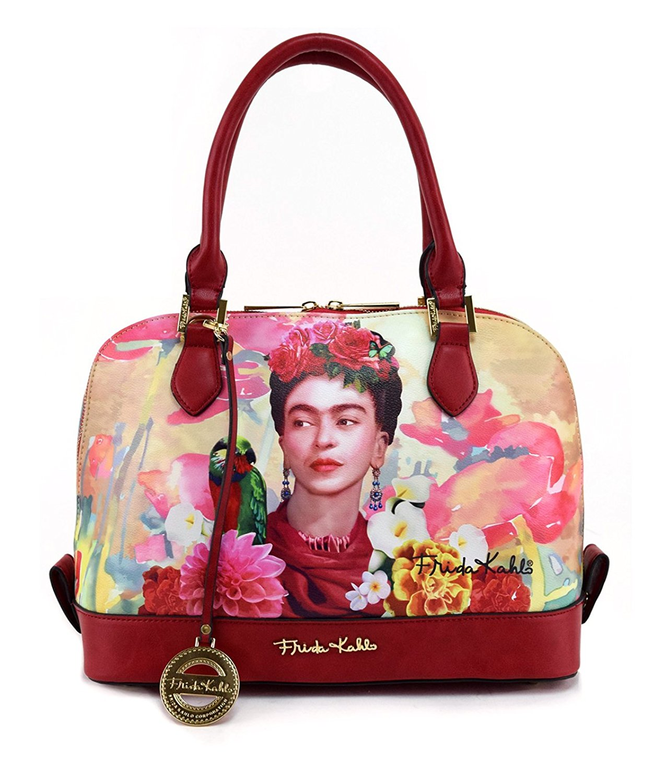 Genuine Frida Kahlo Satchel Handbag
