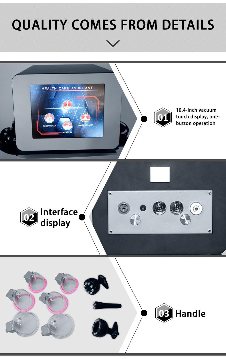 YS-01new technology 2019  butt lift buttock  enlargement vacuum cupping machine