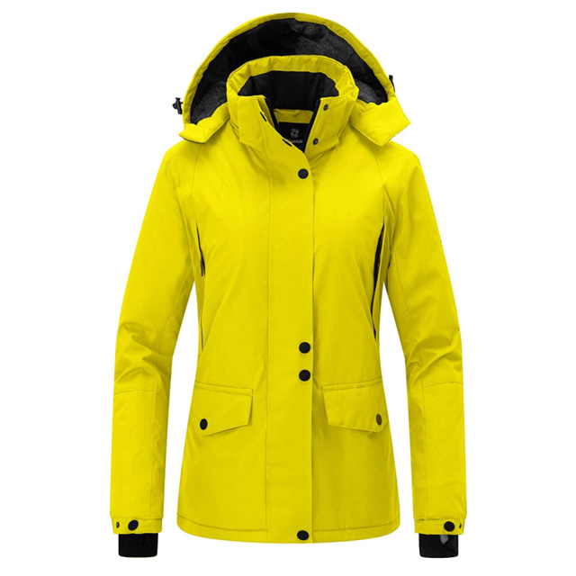 Custom New Outdoor Women Sport Jacket For Ski Clothing