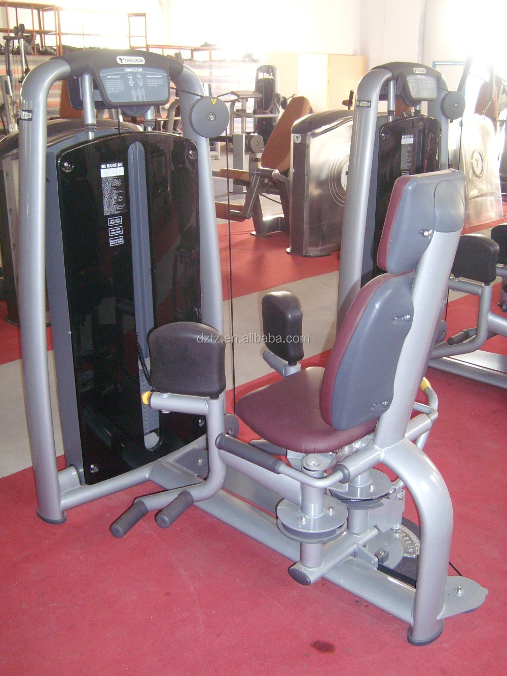 Adductor/Inner thigh TZ-6014 gym equipment fitness machine Strength Equipment