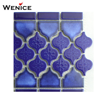 Mixed Color Pool Waterline Ceramic Border Tile - Buy Ceramic Border  Tile,Swimming Pool Tile,Mixed Color Border Tile Product on Alibaba.com