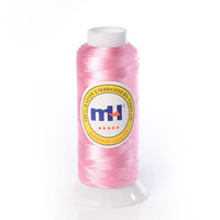 120 2 100 Viscose Rayon Machine Embroidery Thread Supplier 120D 2 Hilos