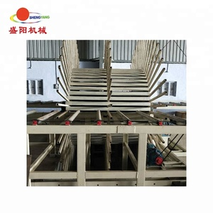 chipboard particle board plant hot sale Simply chipboard machine