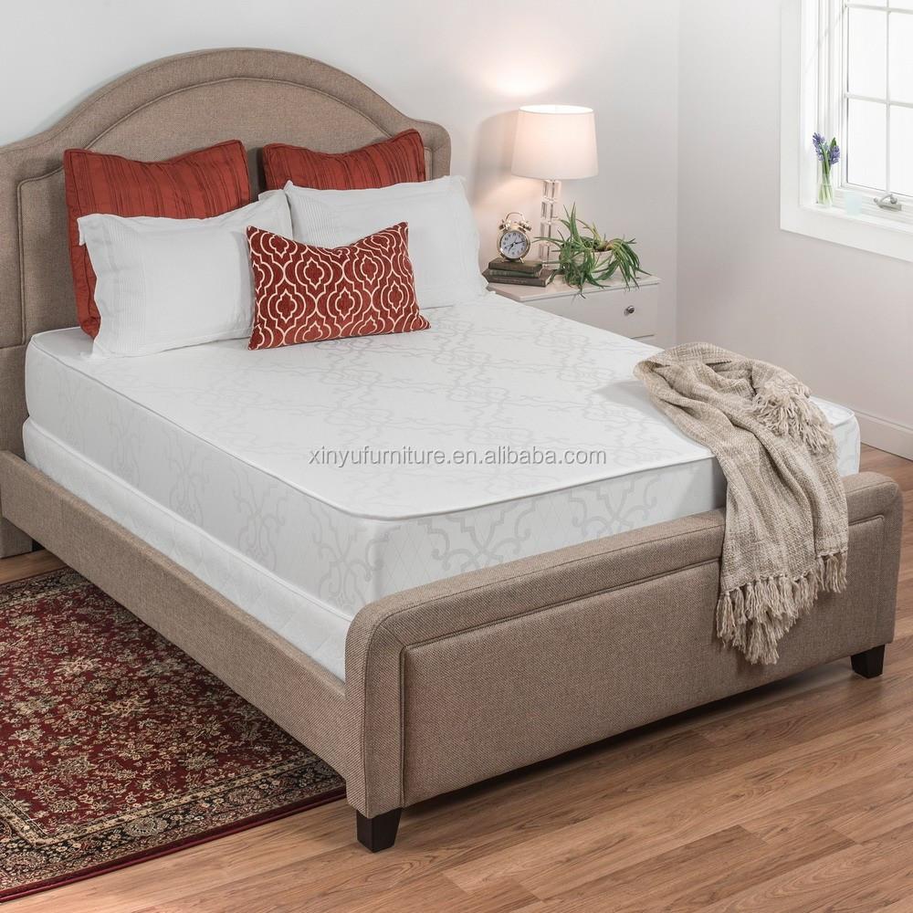 2015 moderne de chambre coucher lit douillet king size et queen xyn1712 - Chambre A Coucher Lit King Size