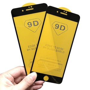 9D Full Glue Tempered Glass Iphone X XR XS Max Screen Protector Explosion-proof Mobile Cover For Iphone 8 7 6 6s plus