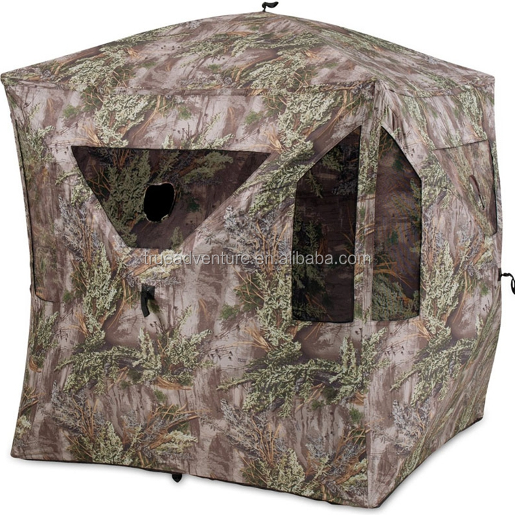 durable waterproof outdoor Camo Lightweight Ground Hunting Blind