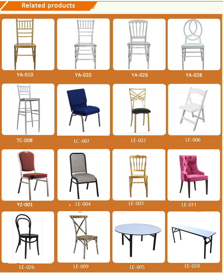 Per il tempo libero stile francese dell'annata impilabile cafe in legno massello croce indietro sedia