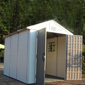 Kinying Brand Hot Sale Outdoor Small Shed Waterproof Plastic Storage Sheds  - Buy Plastic Storage Sheds,Waterproof Plastic Storage Sheds,Hot Sale