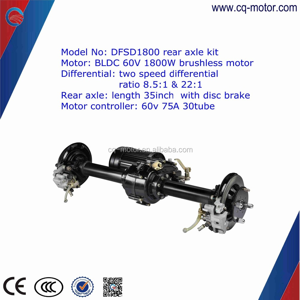 Cq Motor 3kw Wheel Hub Electric Car Kits For Smart Buy 1200w Dc 48v 60v 72v Brushless Bicycle Carelectric Vehicle Motors1500w