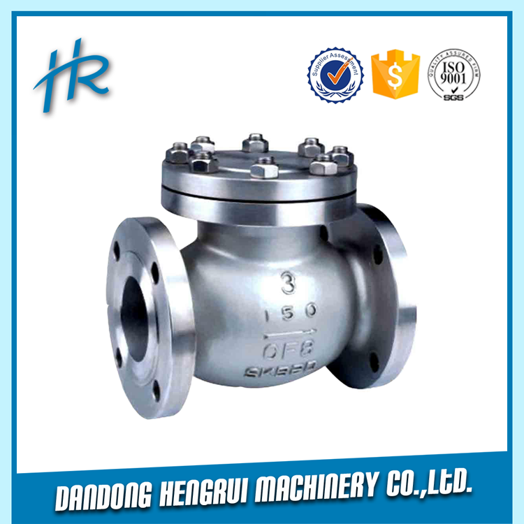 2 years warranty of high quality gray cast iron fire valve body made in China