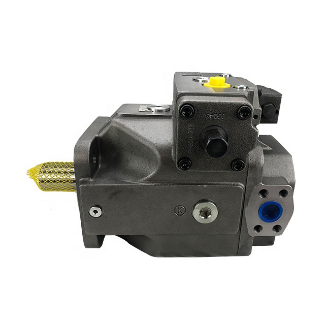 A4VSO125 high pressure hydraulic radial piston pump for rexroth