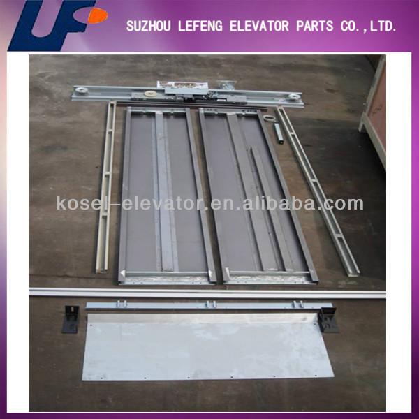 Centre Opening Elevator Door/elevator Door Header/four Panel ...
