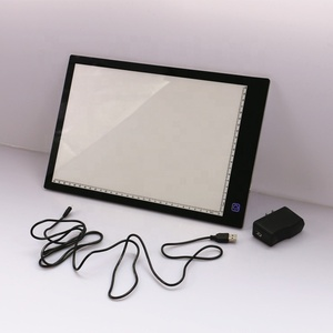 Portable Artists LED Tracing Light Box Tracer Drawing Board