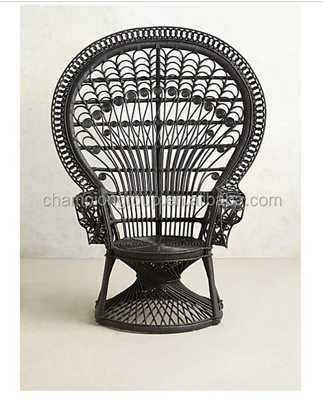 Great Customerizable Peacock Chair   Buy Black Peacock Chair,Colorful Peacock  Chair,Real Rattan Peacock Chair Product On Alibaba.com