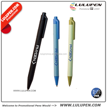 Customized Recycled Paper Biodegradable Pen (T433823) Logo Recycled Pens