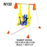 N132 RABBIT SWING