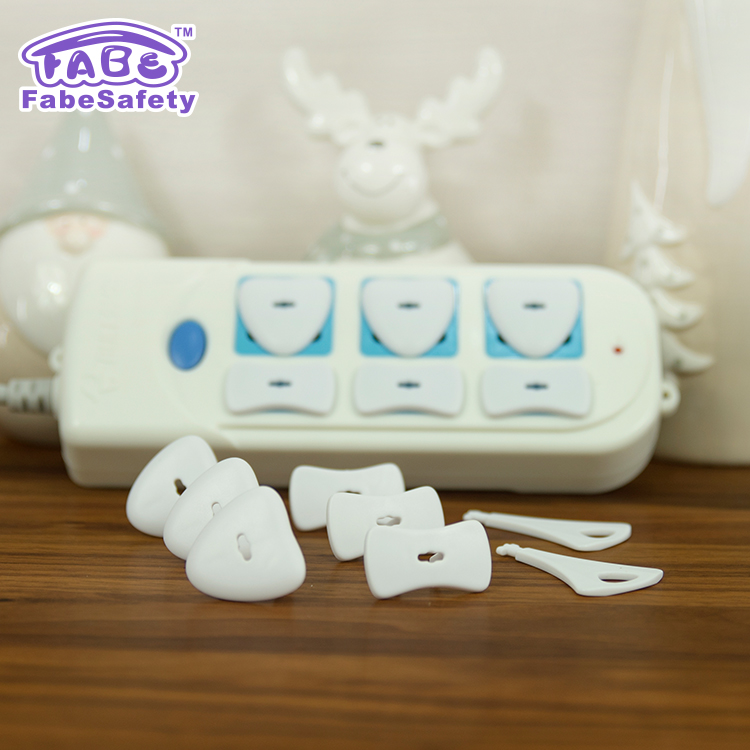 Child safety plug socket covers, electric outlet cover, plug protector <strong>baby</strong>