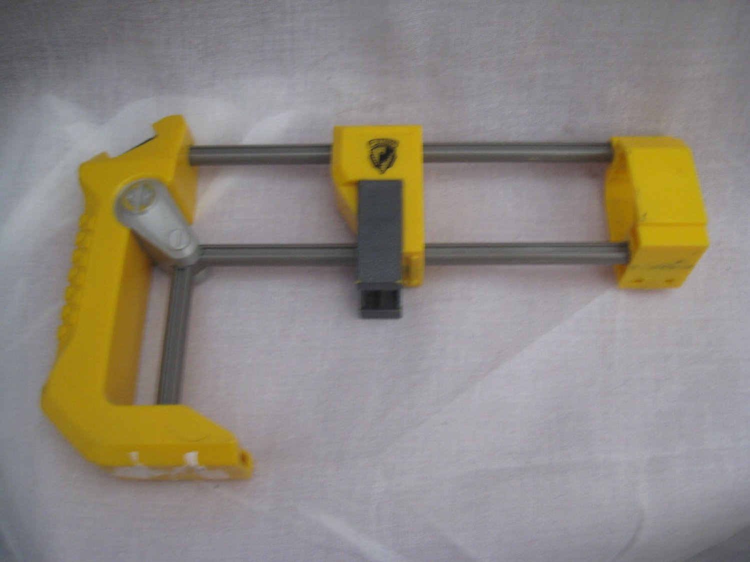 Nerf N-Strike CS-6 Recon Yellow Shoulder Stock Attachment Replacement Hasbro