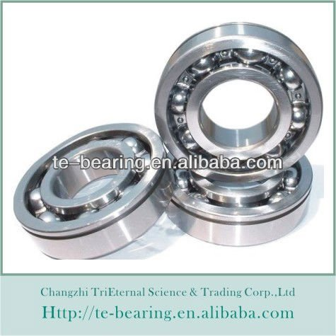 High quality ball bearing deep groove ball bearing 6302 rmx