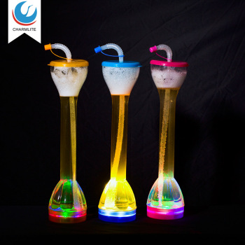700ml Flashing Light Drinking Beer Party Slush Led Plastic