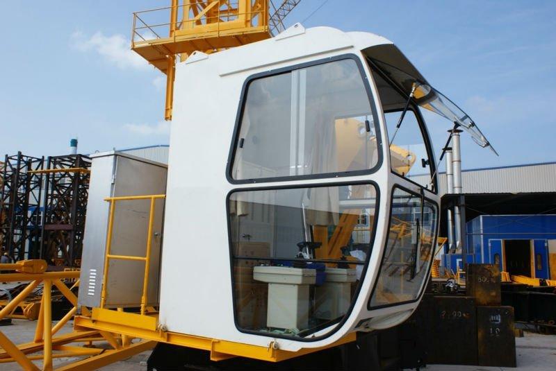 China Tower Crane Operator Cabin