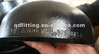 DIN2617 carbon steel SCH40 END CAP