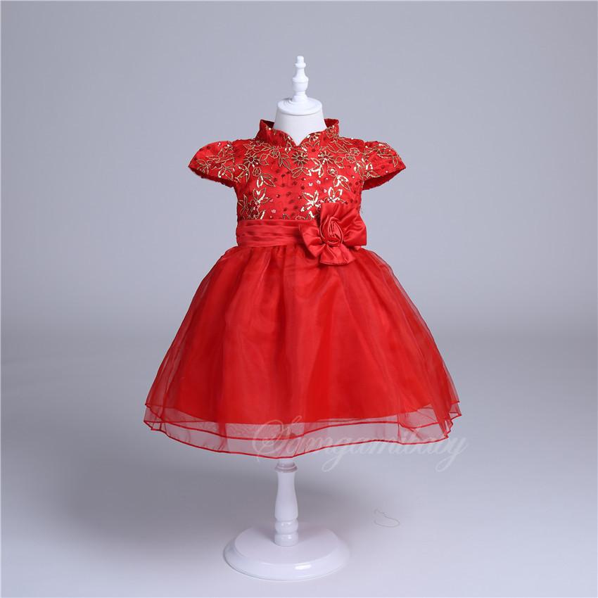 d9208335e Catálogo de fabricantes de Niñas Vestidos Rojos Hinchada de alta calidad y Niñas  Vestidos Rojos Hinchada en Alibaba.com