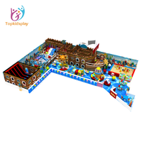 Commercial Toys Games Amusement Park Pirate Theme Indoor Playground